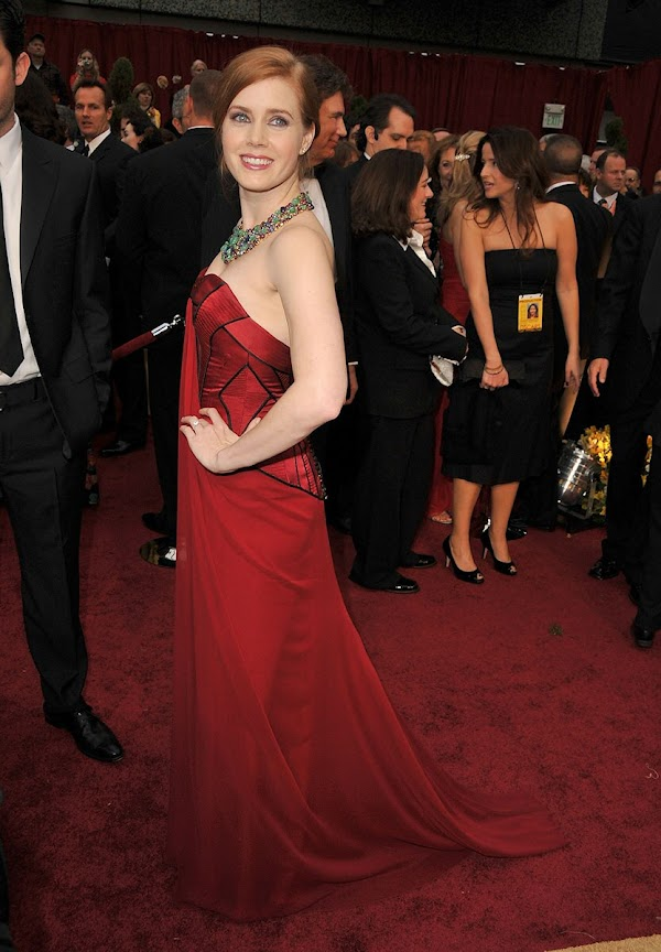 Amy Adams – 81st Annual Academy Awards – Arrivals(10photos)  #celebrities:celebrities