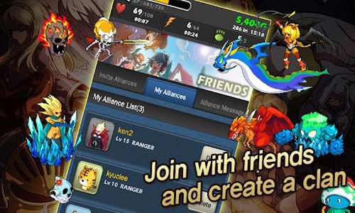 Monster Warlord: Game Pokemon từ Hàn Quốc 5