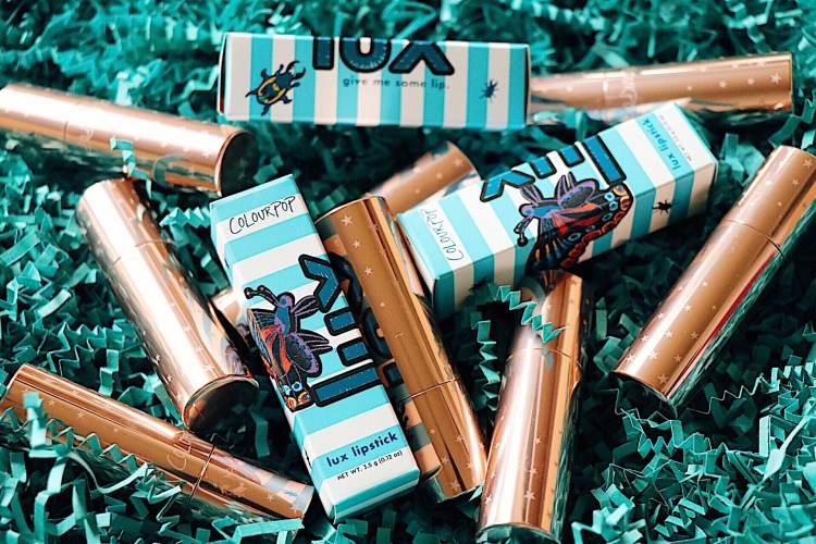 Lux LipstickColourpop