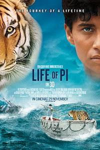 Cuộc Đời Của Pi - Life Of Pi poster