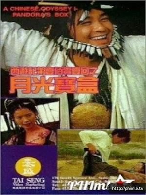 Phim Tân Tây Du Ký 1: Nguyệt Quang Bảo Hợp - A Chinese Odyssey Part 1: Pandora Box (1994)