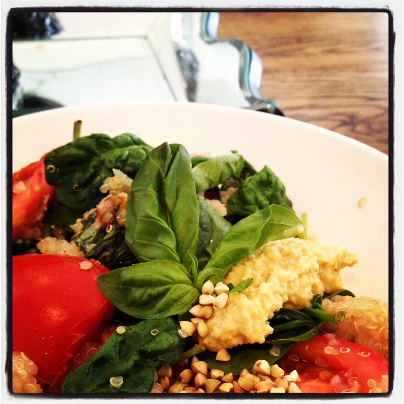 Wellness Wednesday: Guest Post- Quinoa, the superfood!