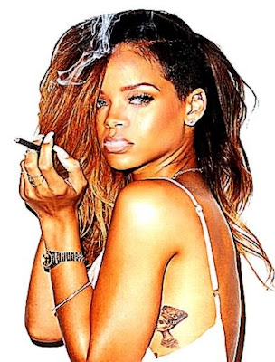 Rihanna Tattoos amp Meanings   Your Complete Guide