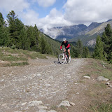 Biketour Val Mora  am 11.08.09