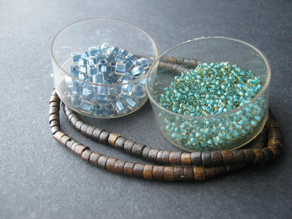 Getaway Fall Bead Color Idea
