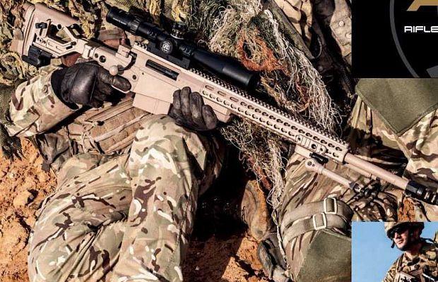 Винтовки Accuracy International— это высокоточные винтовки британского производства сминимальной отдачей ипредельно точной стрельбой, рассчитанные более чем на10 000 выстрелов.