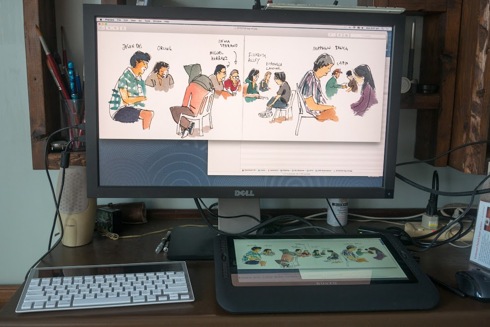Parka Blogs - drawing tablet reviews
