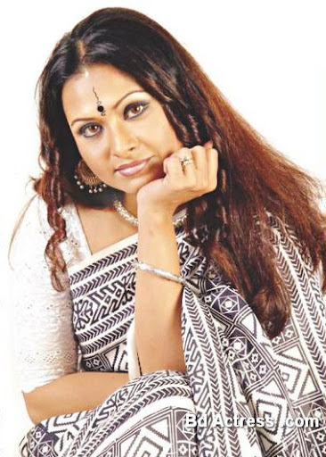 Bangladeshi Model and Actress Bijori Barkatullah