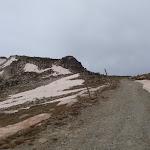 climbing up the ridge (85258)