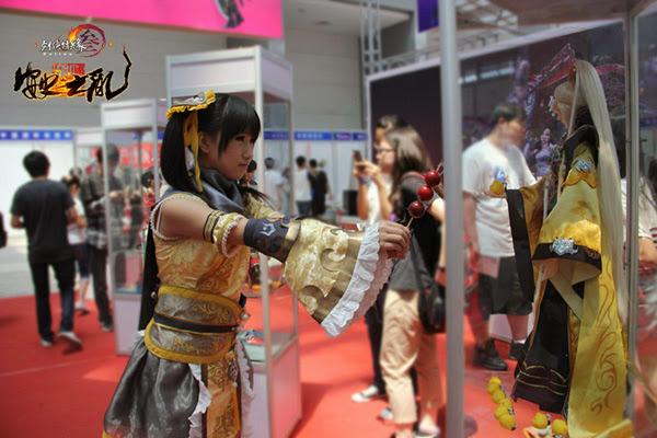 Ngắm bộ ảnh cosplay cực đẹp của Võ Lâm Truyền Kỳ 3 - Ảnh 13