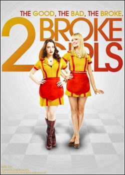 2 Broke Girls 3ª Temporada Episódio 23 HDTV