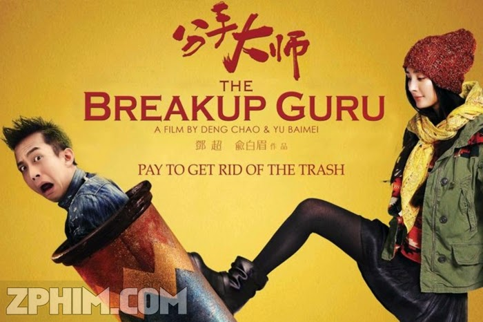 Ảnh trong phim Bậc Thầy Chia Tay - The Breakup Guru 1