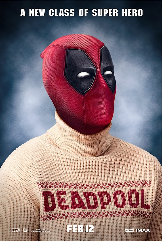 Deadpool official site