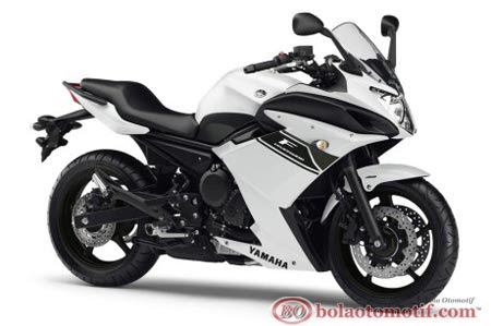 Yamaha XJ6 Diversion F 2013