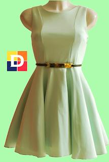 Vestido corte frances definicion