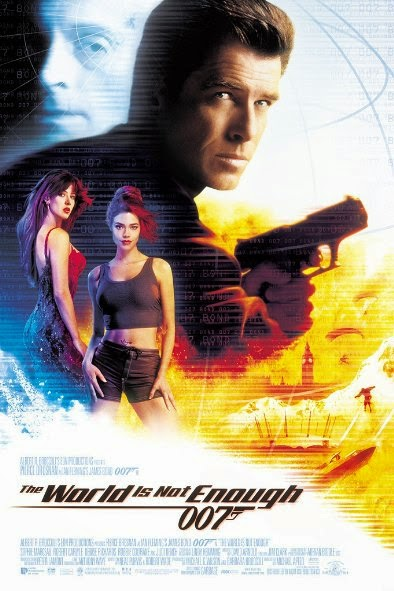 Poster Of The World Is Not Enough (1999) Full Movie Hindi Dubbed Free Download Watch Online At Alldownloads4u.Com