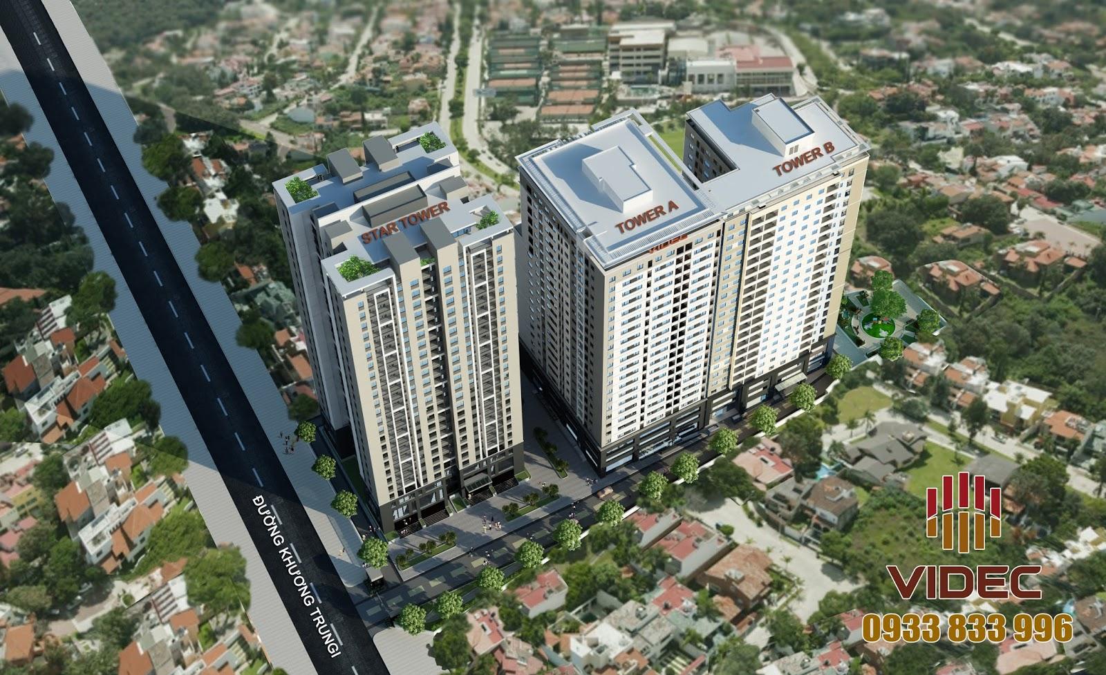 Tổng quan dự án chung cư 283 Khương Trung