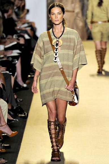 Michael Kors, colección primavera verano 2012