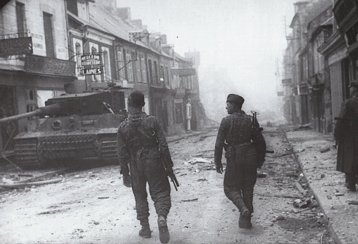 En el Uniforme del Enemigo: Las Waffen-SS holandesas