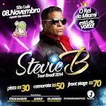 Show Internacional Stevie B em S�o Lu�s