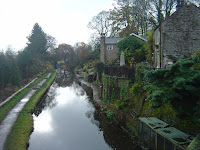 Marple Ridge, Peak Forest Canal