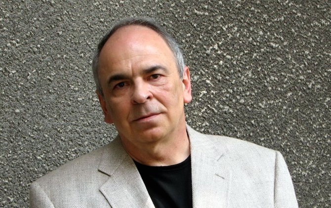 A román Gabriel Liiceanu