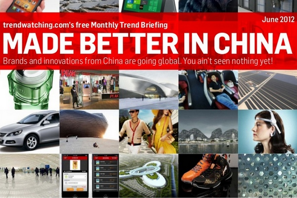 Made Better in China Trendwatching
