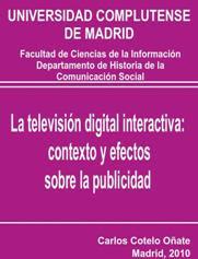 la television digital interactiva