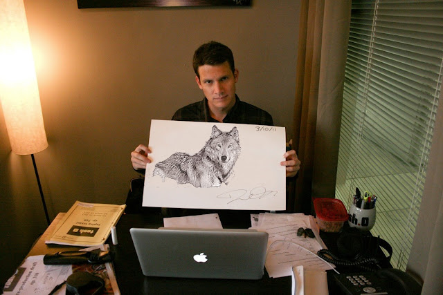 Daniel-Tosh-wolf-drawing