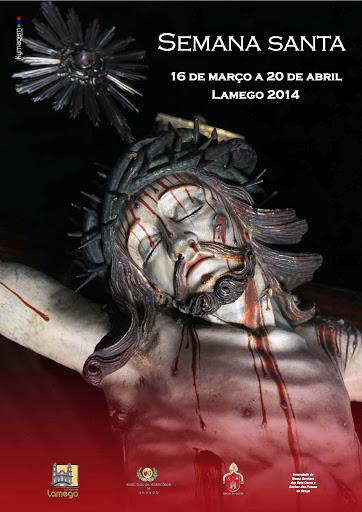 Semana Santa de Lamego – 16 de março a 20 de abril - Programa