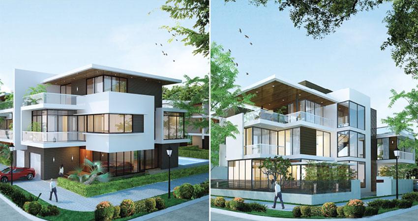 Biệt thự Vinhomes Golden Hills Đà Nẵng