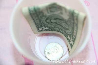 get your lemonade! cash!