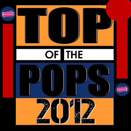 Download - CD Top Of The Pops The Year 2012