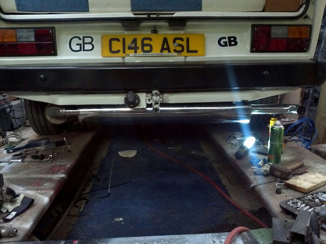 T3 GTi agg engine conversion + passat gearbox - The Brick-yard