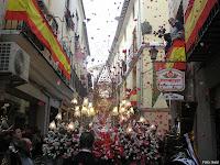 Foto de la procesión de subida