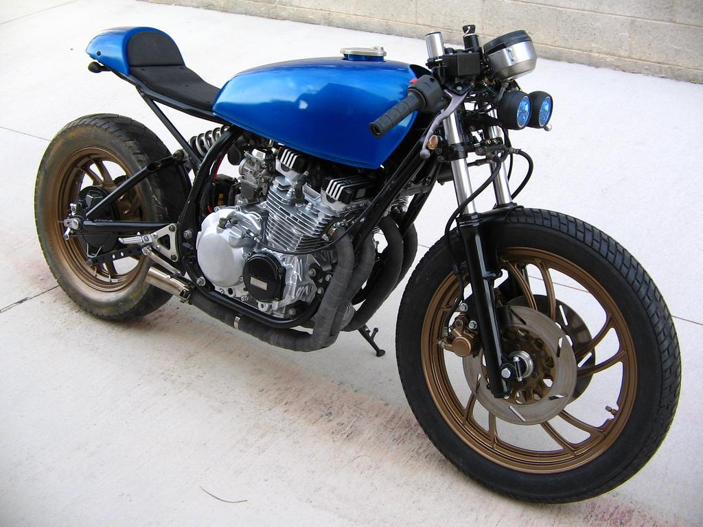 Yamaha Cafe Racer : Cafe racer special yamaha xj cafè
