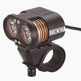 Luces BBB - Scope 1300, una luz para rodar por cualquier camino