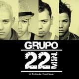Grupo 22 Minutos   A Estrada Continua %252528Frente%252529 Grupo 22 Minutos   A Estrada Continua