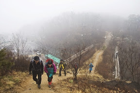 1코스- 수락산 ~ 불암산코스
