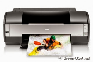 download Epson Stylus Photo 1400 Inkjet printer's driver