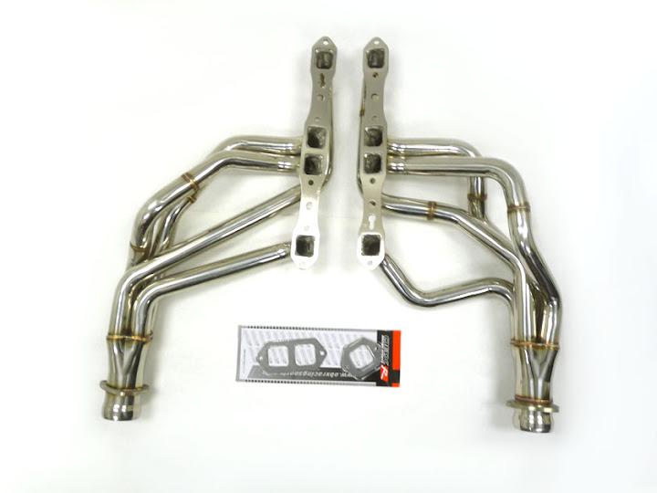 OBX Exhaust Header 67 68 69 70 B Body Moper 361 440 Mid Tube