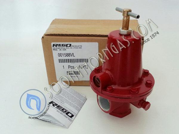 HIGH-PRESSURE REGULATOR RICO รุ่น RC 1588 ML