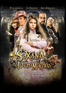 Filme Poster Saxána e o Livro Mágico DVDRip XviD Dual Audio & RMVB Dublado