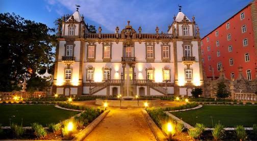 Pousada Do Porto - Palacio Do Freixo