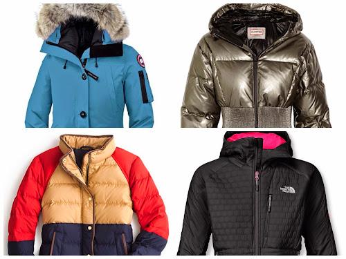 Chaquetas esquiar para mujer 2015