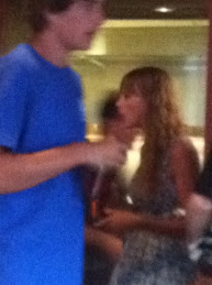 Taylor Swift and Conor Kennedy Date