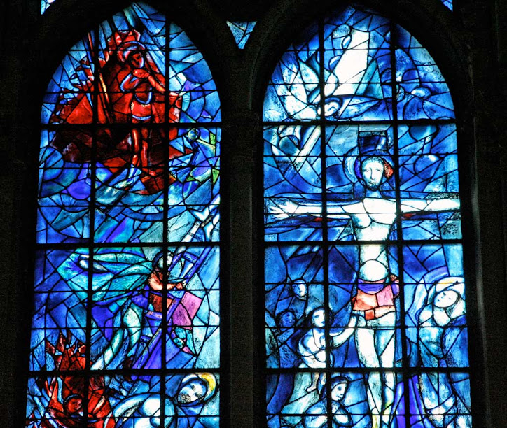 Marc Chagall « the westologist Chagall Glas In Lood