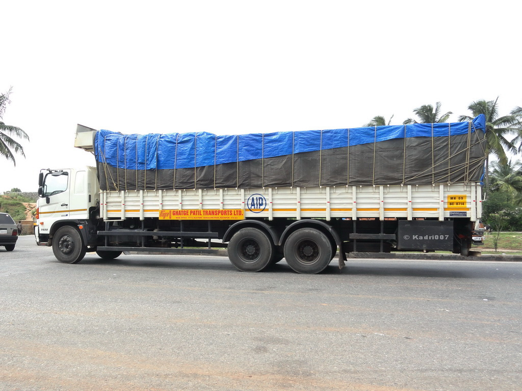 Hino Trucks India - Yeshwanth Live