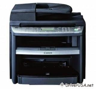 download Canon imageCLASS MF4380dn printer's driver