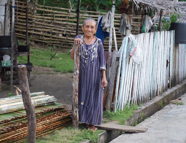 Индонезийская бабушка